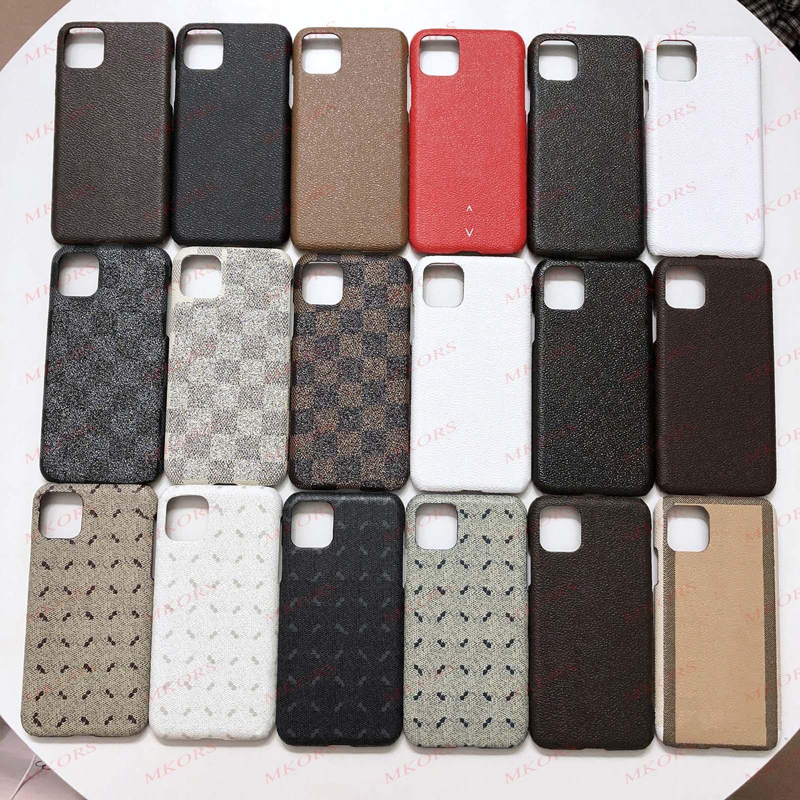 2020 Funda de teléfono de fibra de carbono colorida para iPhone 12 12PRO 11 11PRO X XS MAX XR 8 7 6 6S PROTECTOR DE PROTECCIÓN DE TRACHA DRUPAR