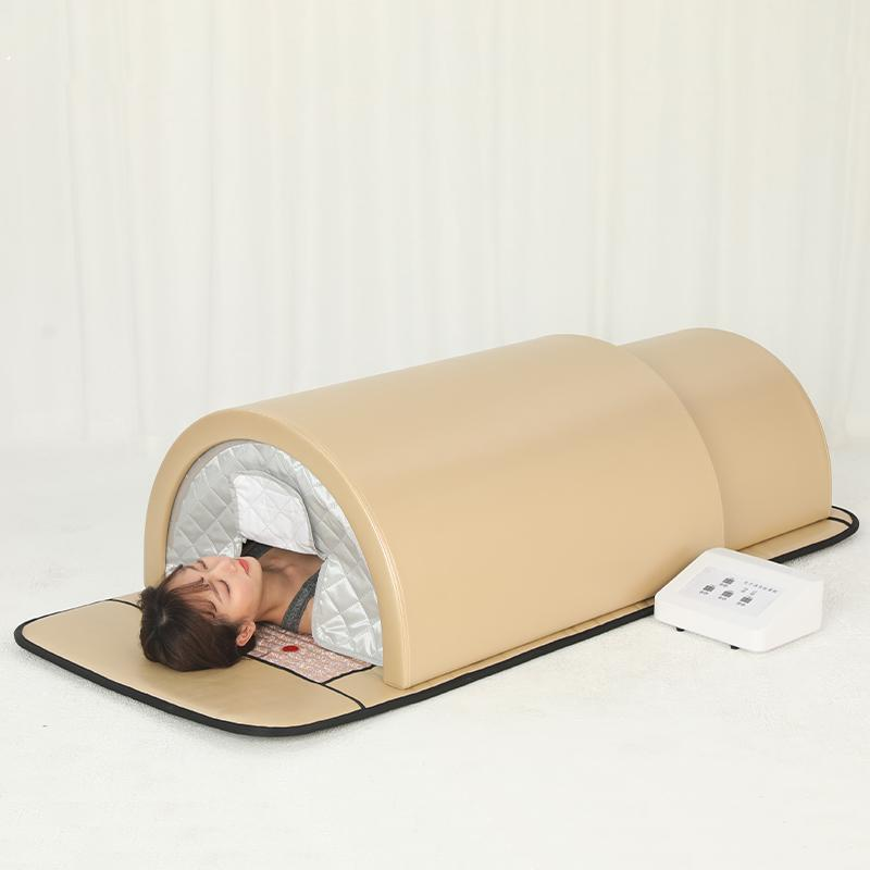 Sağlık Aletleri Mat ile Uzak Kızılötesi Sauna Kubbesi