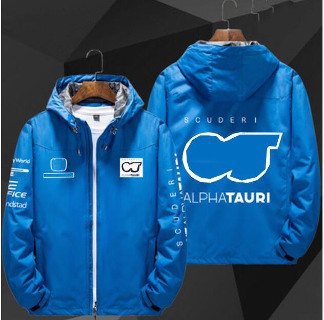 F1 Formula One Team Sweat-shirt Nouvelle veste de course d'hiver automne