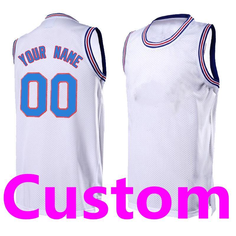 Personnel rapide Sec personnalisé Diy Design Basketball Jerseys Hommes Équipe Uniformes Imprimé Lettres personnalisées Personnalisées et Numes Taille rouge Erdffgh