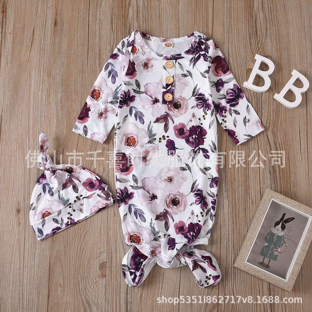 Kids Linkstatune Printemps Baby Pajamas Anti Kick Reving Sac pour garçons et filles