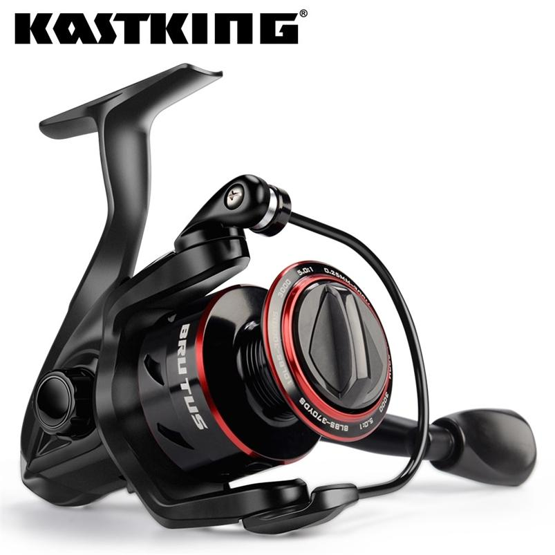 KastKing Brutus Super Light Spinning Fishing Reel 8KG Max Drag 5.0:1 Gear Ratio Freshwater Carp Coil 210727