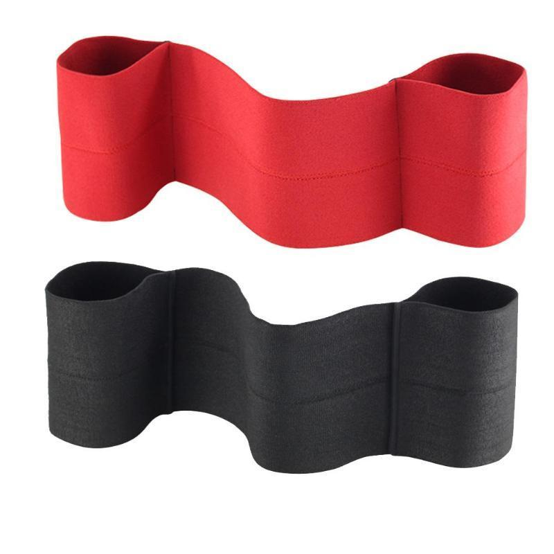 Elastic Weight Lifting Bench Press Sling Ginásio Faixa de Fitness Cinto de Fitness Squatting Proteção de Força Elbow Conjunto Resistência Bandagem