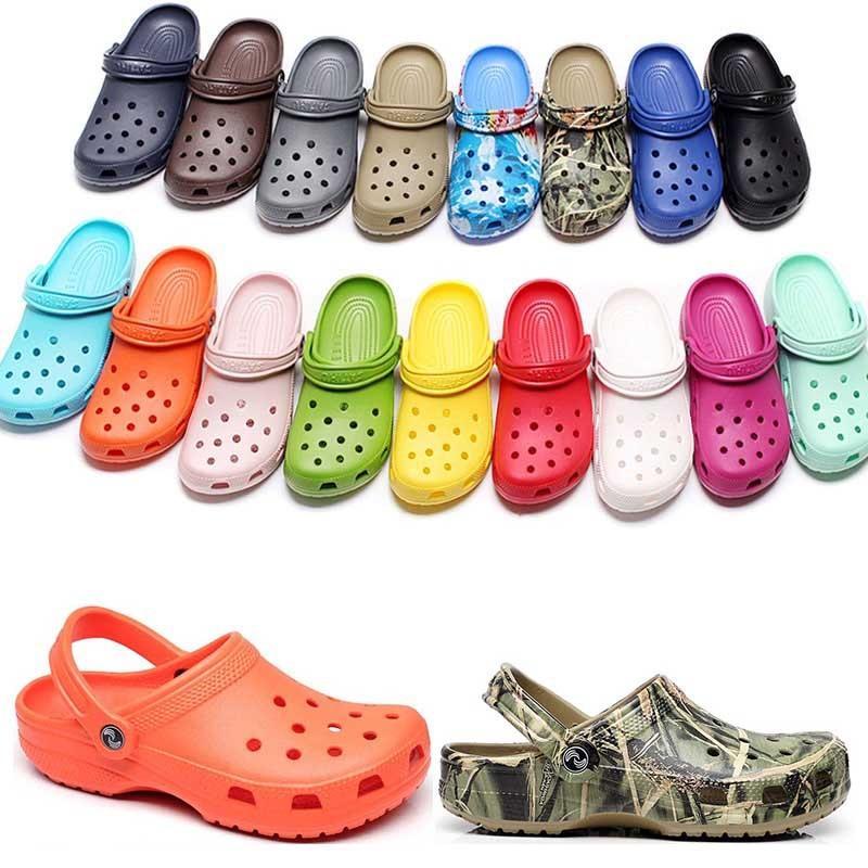 36-47 캐주얼 해변에서 패션 슬립 방수 신발 남성 클래식 간호 Clog 병원 여성 슬리퍼 작업 의료 샌들 90