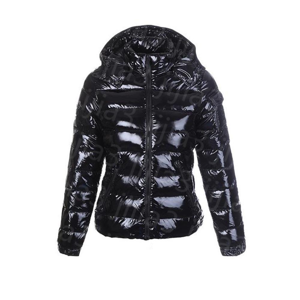 Женские двоичные куртки зимняя куртка Parka высочайшее качество классические повседневные пальто наружные перья женские женские турнирные утомительные ветрозащитные верхняя одежда с капюшоном с капюшоном