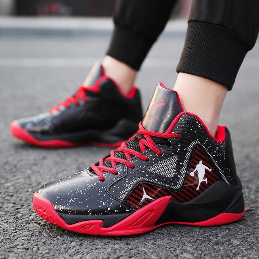Novos sapatos de esportes masculinos de basquete no outono 2020 4LF4