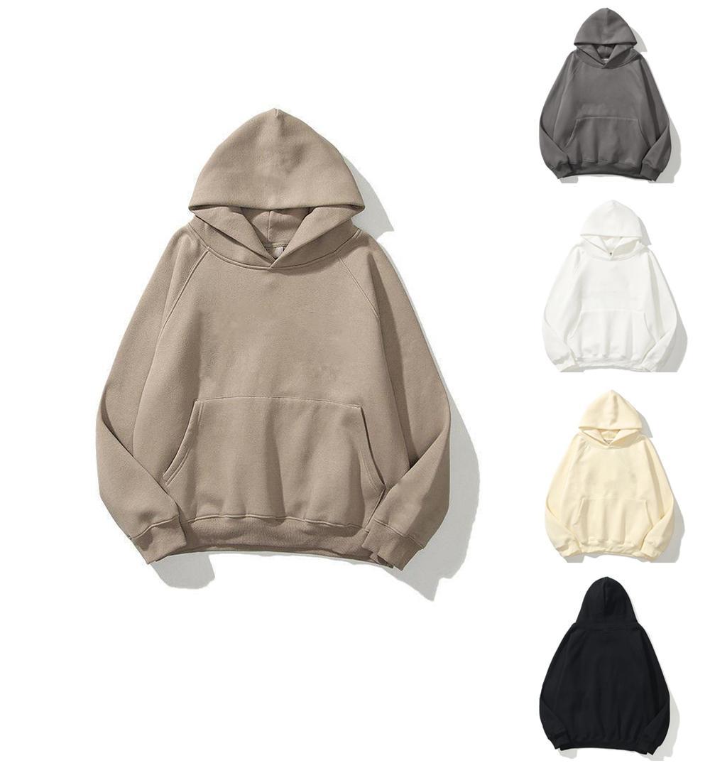 2021 Avrupa Yüksek Kalite Doğru Baskı Erkekler ve Kadın Hoodies Marka Lüks Tasarımcı Hoodie Spor Kazak Gevşek Moda Eşofman Eğlence Ceket