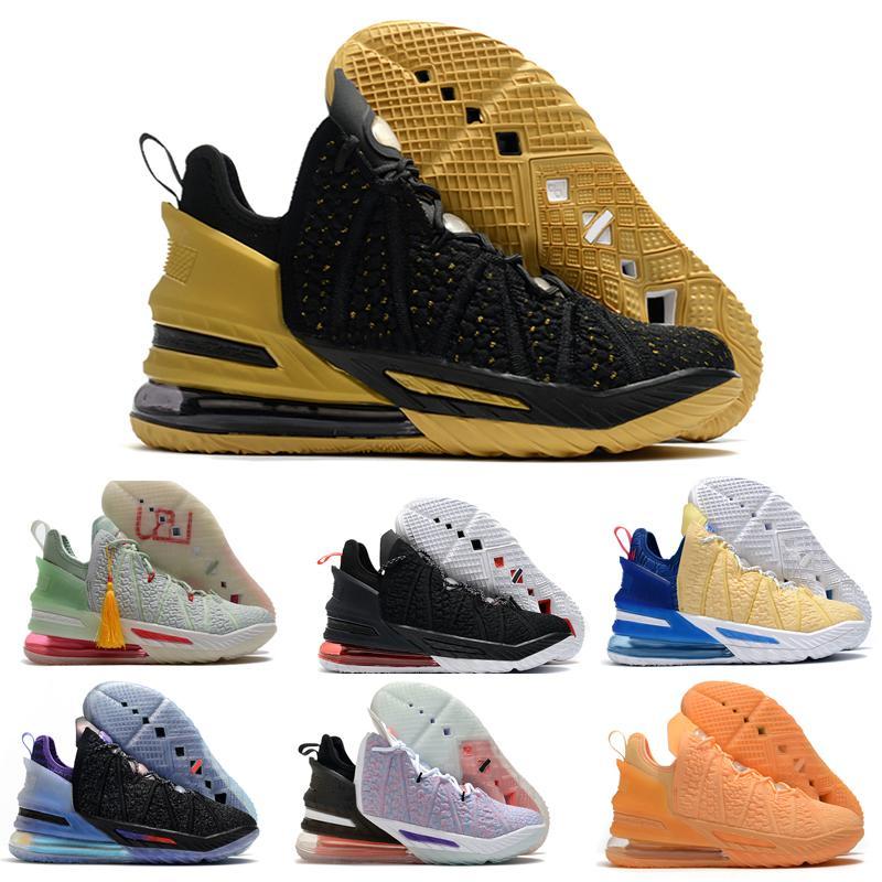 Homens 18 sapatos de basquete para venda Natal BHM Oreo Juventude Kids Boys Sneakers com tamanho 7-12