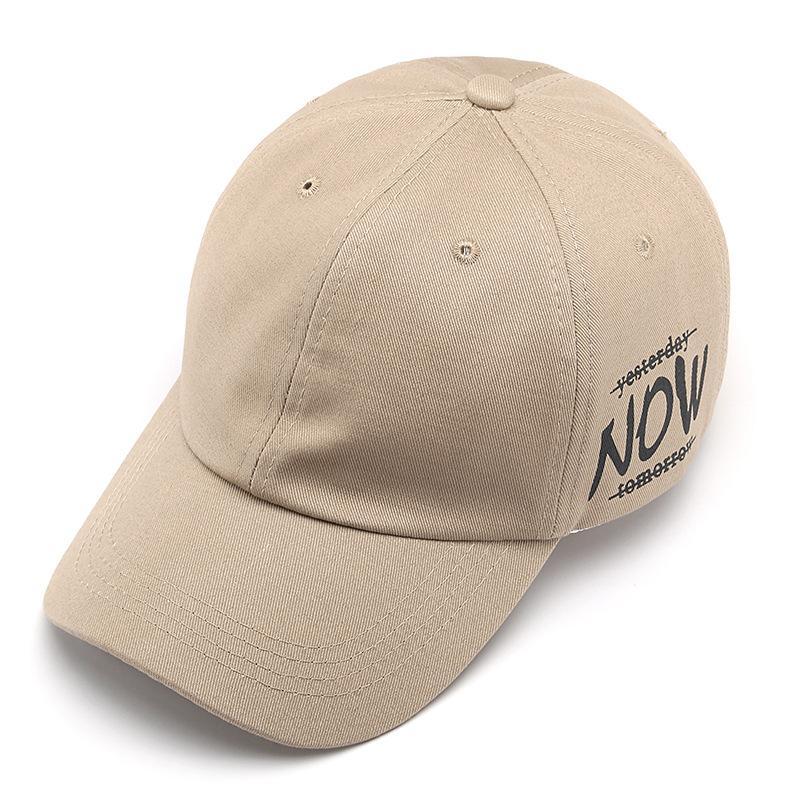 Gorra de béisbol de algodón para hombres Chicos ocasionales Snapback Cap Letras Graffiti Hat Verano Visor al aire libre sombreros Hip Hop Cap Unisex