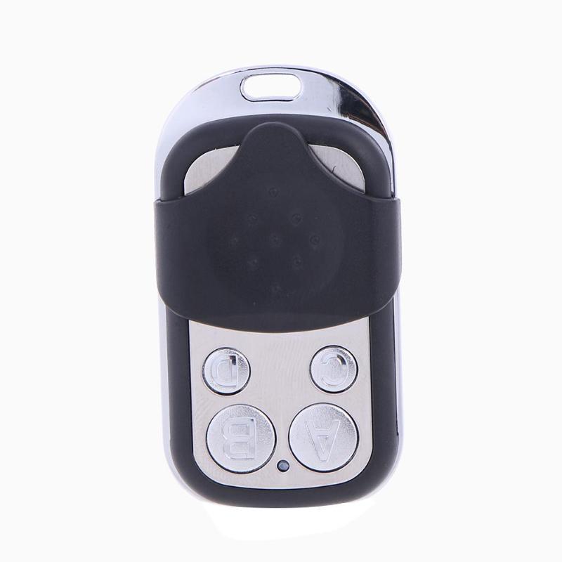 Alarm Security Universal Copy Telecomando Telecomando 433.92M Metallo wireless 4 porta garage chiave per auto FOB Duplicator Auto System