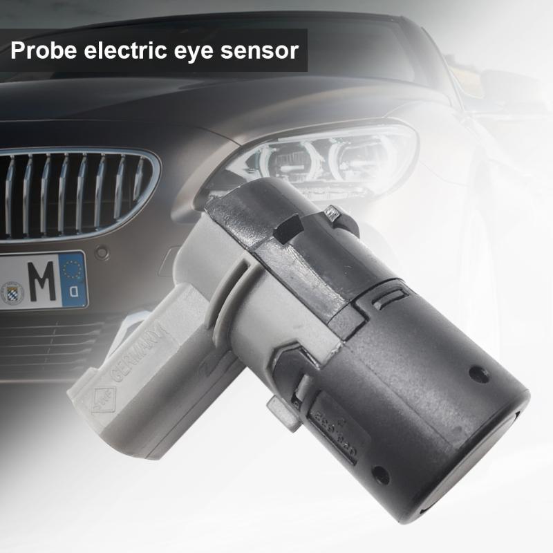 Câmeras traseiras Câmeras Câmeras Sensores de estacionamento 4 pcs Frente Sensor PDC 66206989068 para 3 5 E39 E53 E60 E61 E64 E65 E83 R50 R52 R53 525i 530i 540i