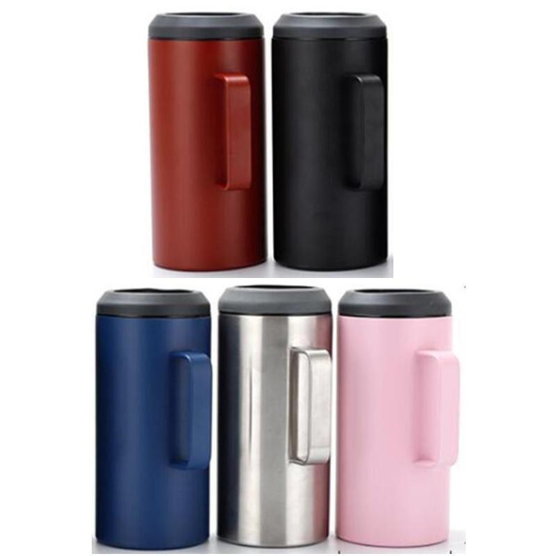 Portacaguamon 1.2 LTS Porta Caguama 40oz Tumbler Emfriado Premium Loggerhead Holder Vacuum Aisled Cops Travel Water Bottle XQS3
