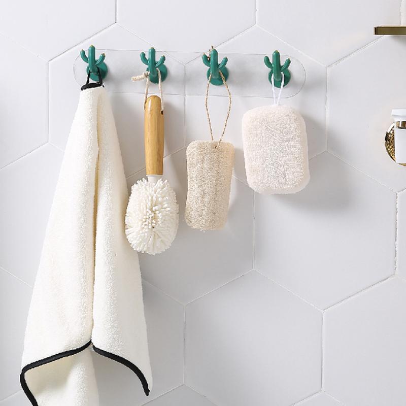 Крюк сильная вискозная стена висит на стене несущая присоска безшовная бункерная стойка для ногтей