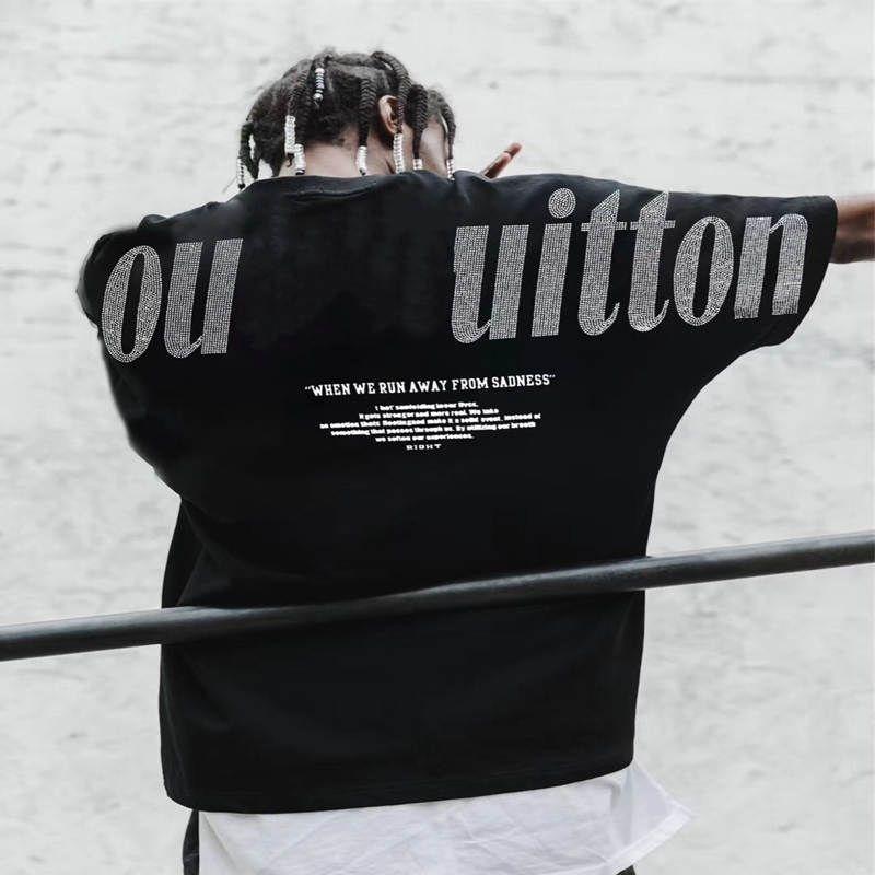 Homens e mulheres camiseta amantes desenhista de manga curta torna a alta qualidade roupas de rua sportswear