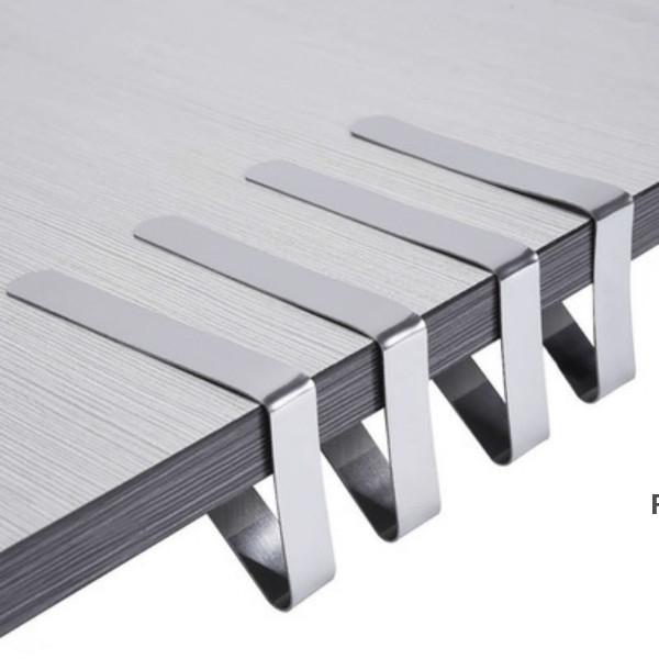 Аксессуары для стола из нержавеющей стали.
