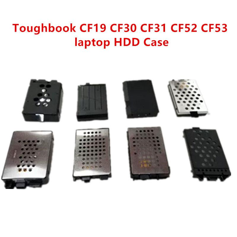 Toughbook cf19 hard disk drive SATA HDD Caddy laptop CF-19 CF30 CF31 CF52 CF53 SATA HDD Hard Disk Drive Case with Cable Adapter
