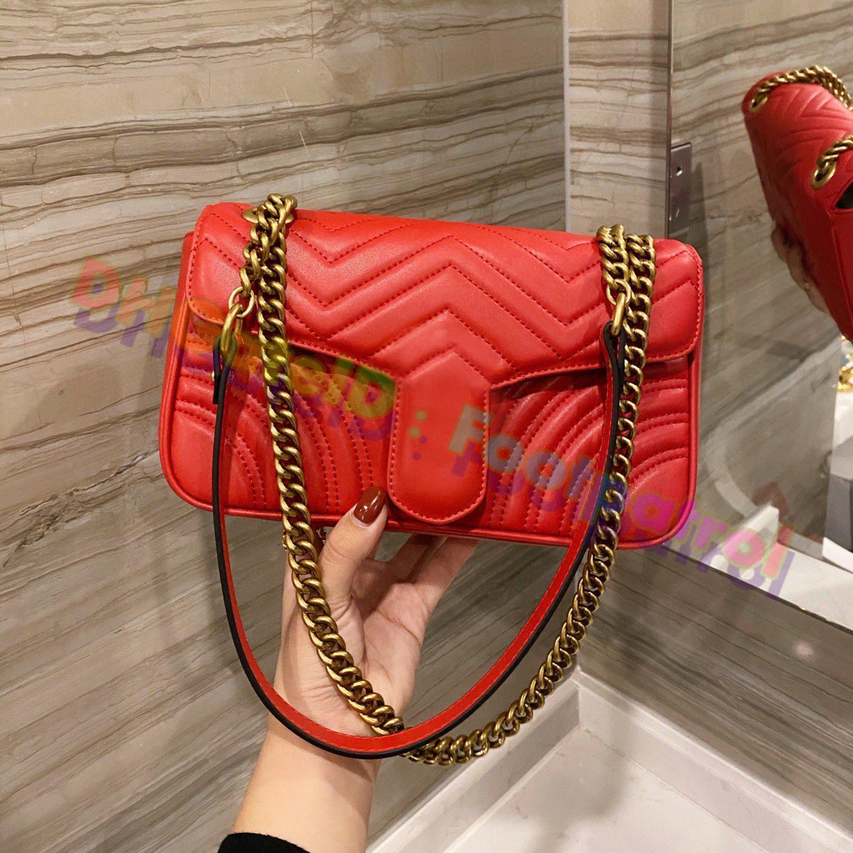 2021 DONNE MUSH-ABBURE-ABBERI CAINS BAG BAGS CLASSICA AMORE Cuore in pelle V onda croce body borse borse a spalla borse di alta qualità signora moda borsa borsa borse borsetti