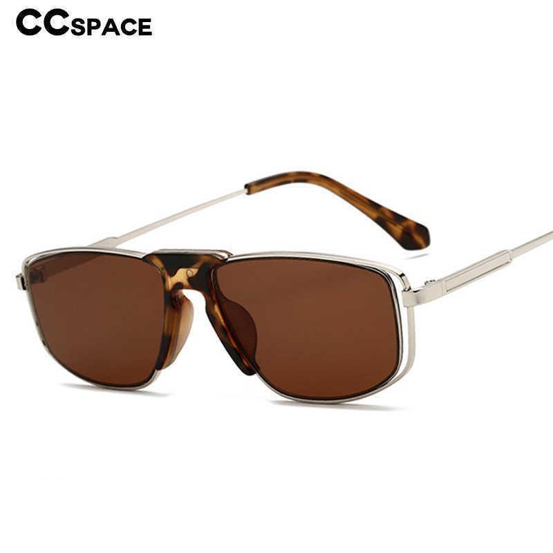 49332 Retro Männer Frauen Sonnenbrille Hohl Mode Shades UV400 Vintage Gläser 210529