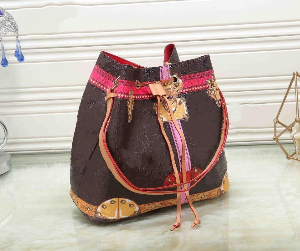 Luxurys Tasche PU Geldbörsen Crossbody Mode Damen Designer Braune Taschen Handtaschen Schulter Hochwertiger FFMQD