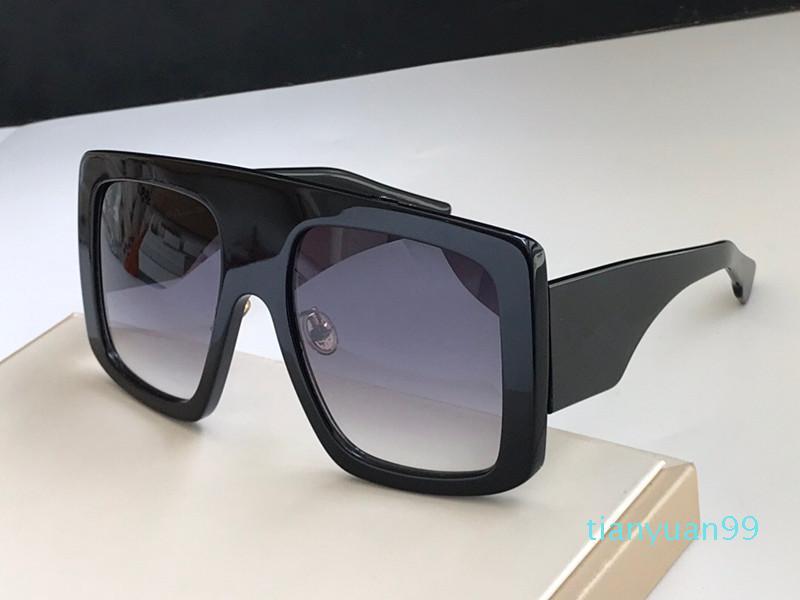 Nova Moda Mulheres Óculos De Sol Catwaik Grande Quadro Quadrado Óculos De Proteção UV Proteção UV Eyewear Popular Avant-Gardine Power