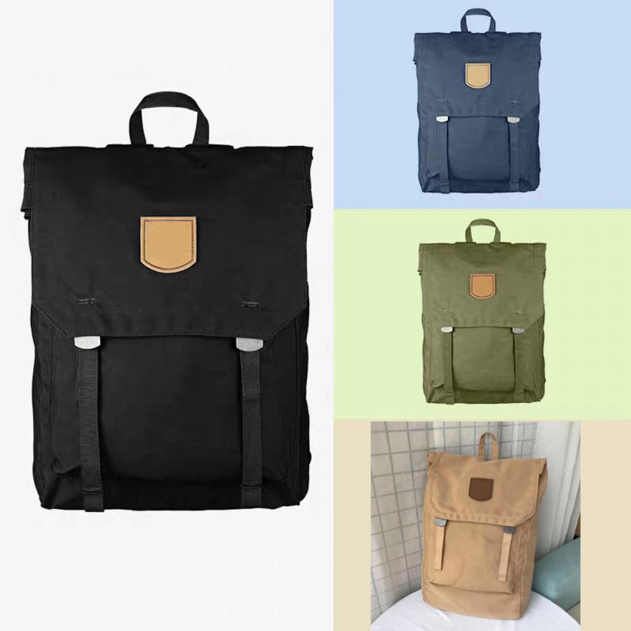 Ártico Ao ar livre À Prova D 'Água Fox Flip Bag Lazer Travel Mochila Estudante Schoolbag 65ih