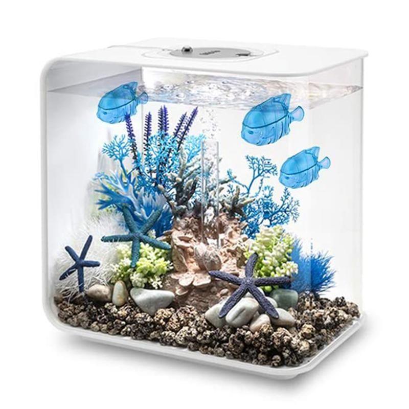 العالمي المرطب تنظيف الملحقات خزان الأسماك مرشح الشاشة المحدد منظف الباردة الباردة ديكورات