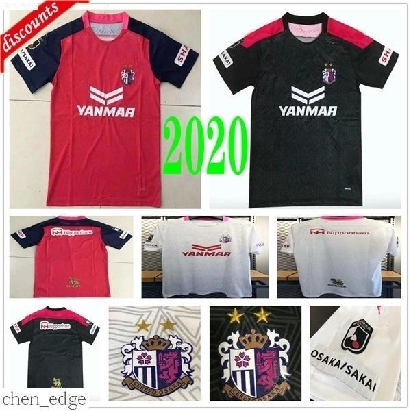 2020 2021 Cerezo Osaka Soccer Jerseys 10 Hotaru Toshiyuki Takagi Souza Hiroshi Kiyotake Kenyu Yoichiro Custom 20 21 Kit de fútbol a casa