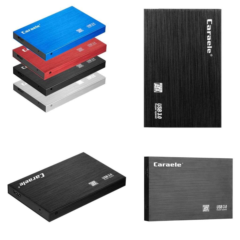 """HDD SSD USB 3.0 2.5 """"5400RPM 외장형 하드 드라이브 500GB 1TB 2TB 모바일 저장 장치 노트북 PC 노트북 데스크탑 용 휴대용 드라이브 디스크"""