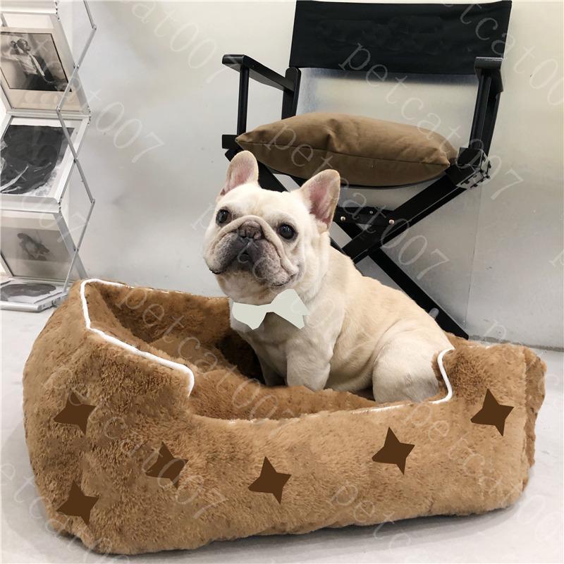 الفراء بيت الكلب أفخم السرير جودة عالية الكلب الكلاب عش إلكتروني طباعة الحيوانات الأليفة الأقلام الكلاب اللوازم