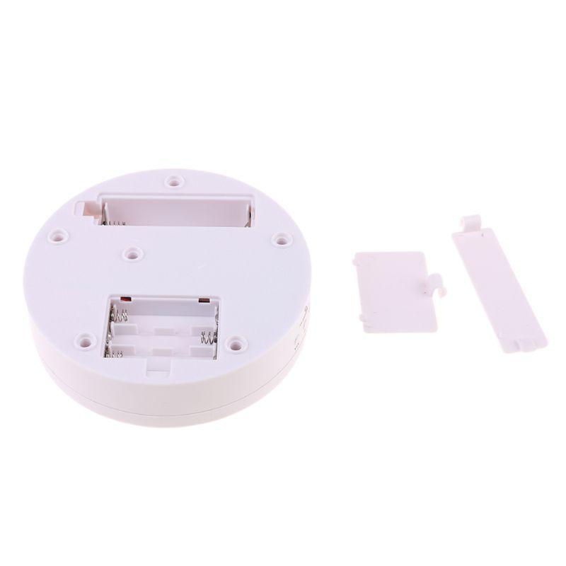 Bolsas de joyería, bolsas de alta potencia eléctrica Soporte de pantalla rotativo Base Organizador Turnizable Joyería Joyería Packaging Box Y1UA