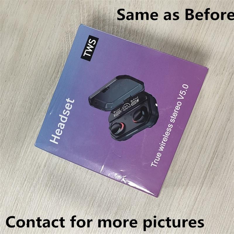 무선 이어폰 이어폰 칩 투명도 금속 Rename GPS 충전 블루투스 헤드폰 생성 핸드폰에 대 한 유로 감지