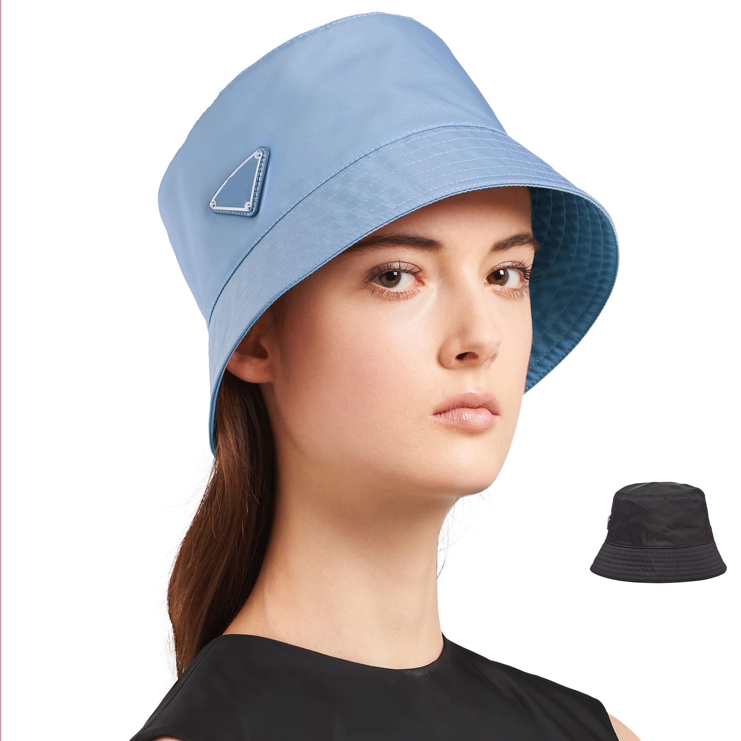 PRA دا دلو مصمم قبعة صالح الرجال والنساء كاب أزياء الكلاسيكية قبعات ماركة القبعات 20ss الخريف الربيع الصياد بريم الشمس بالجملة