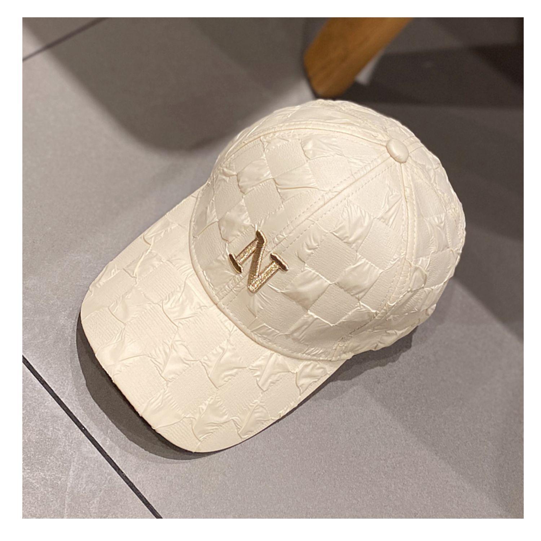 2021 Ball Caps square designer fashion trend mens baseball cap summer and autumn leisure sunscreen hat women bubble letter hats wholesale