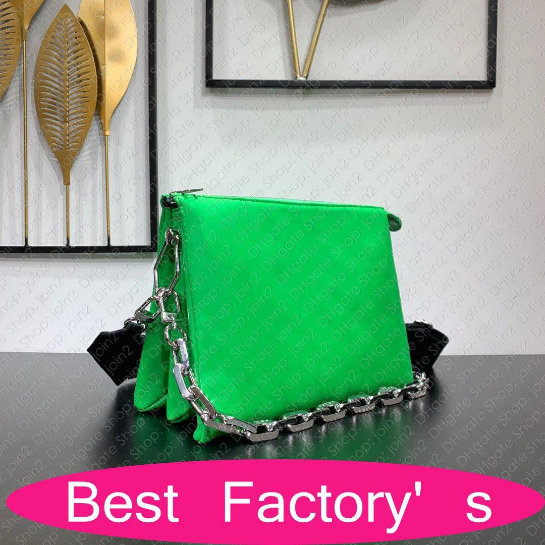 M57790 saco coussin pm mm m57783 designer cross body bolsa de ombro flores flores embraiagem embreagem de couro embreagem travesseiro Bolsa de bolsa de bolsa de braço