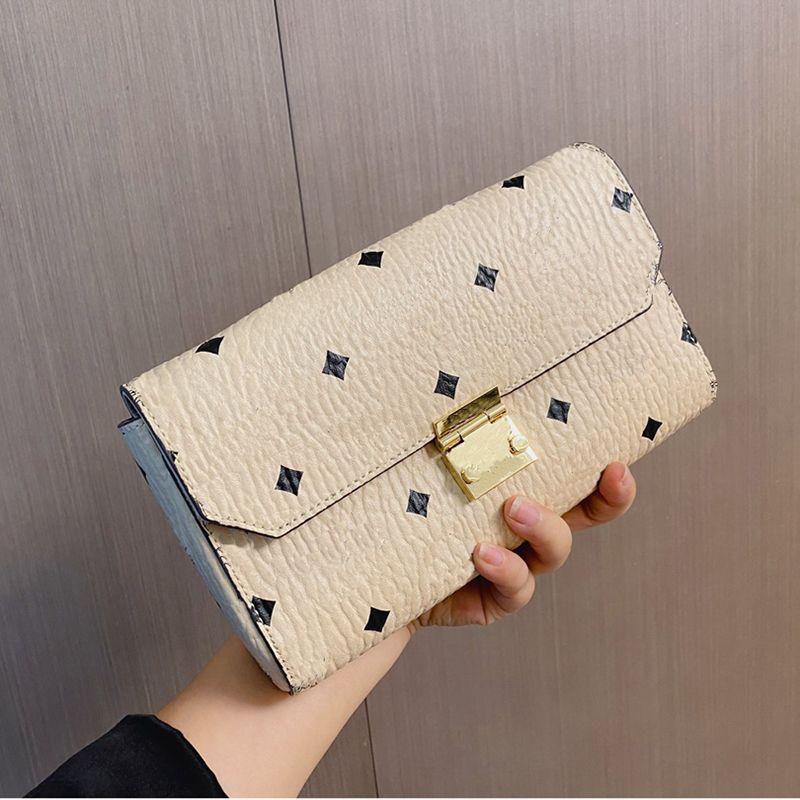 Frauen Abendtasche Clutch Mode Einzelner Schultertaschen Abnehmbare Kette 26_Y3O655