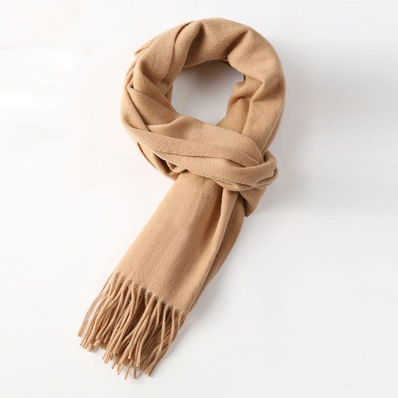 Женщины мужчины шарф кашемировые шали шарфы с коробкой