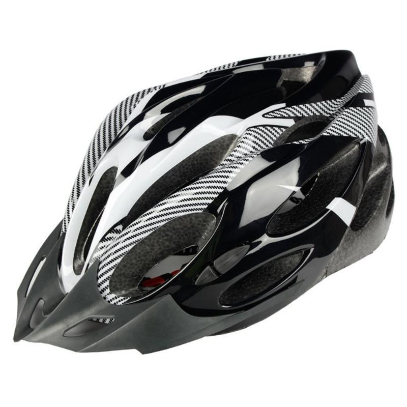 Bisiklet Bisiklet Kask Ultralight EPS + PC Kapak Yol Bisikleti Bütünleşik Kalıp Güvenli KAP Motosiklet Kaskları