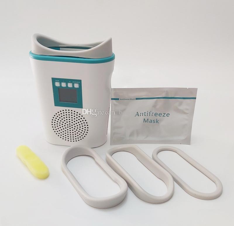 Cryolipolysis Yağ Donma Makinesi Mini Cryolipolysis Vücut Şekillendirici Zayıflama Makinesi Ev Kullanımı için
