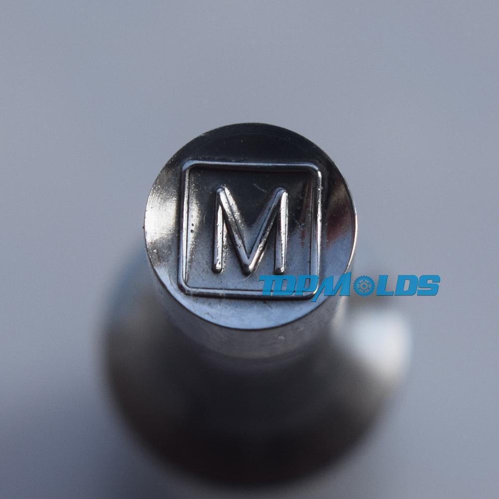 USA 6mm M caramelle tablet tablet cuscinetto in acciaio pressa per punzoni da statura set utensili personalizzato punzone cast pressa per tablet machine per macchina TDP