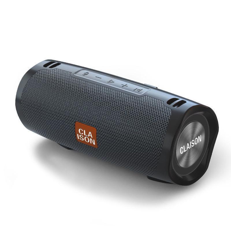 Portable Bluetooth Speaker Wireless Bass Subwoofer Waterproof Outdoor Speakers Bicycle Boombox AUX TF USB Stereo Loudspeaker Colorful LED Lights Music Box
