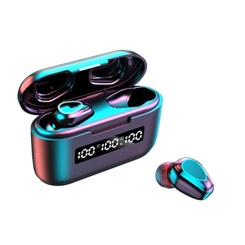 Gaming Earphones Headset Headphone Low Lag Fast Response Wireless 5.0 Mobile Earbuds Compatible With Smart Cellphone in-earbuds Videos Games