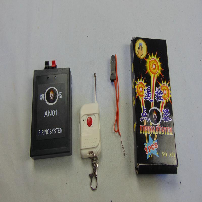 A01 1 إشارات التبديل إمدادات حزب عرض معدات الألعاب النارية النار نظام الأسلاك النحاسية راديو النار خطوة كبيرة النائية إفرازات الزفاف الإلكترونية