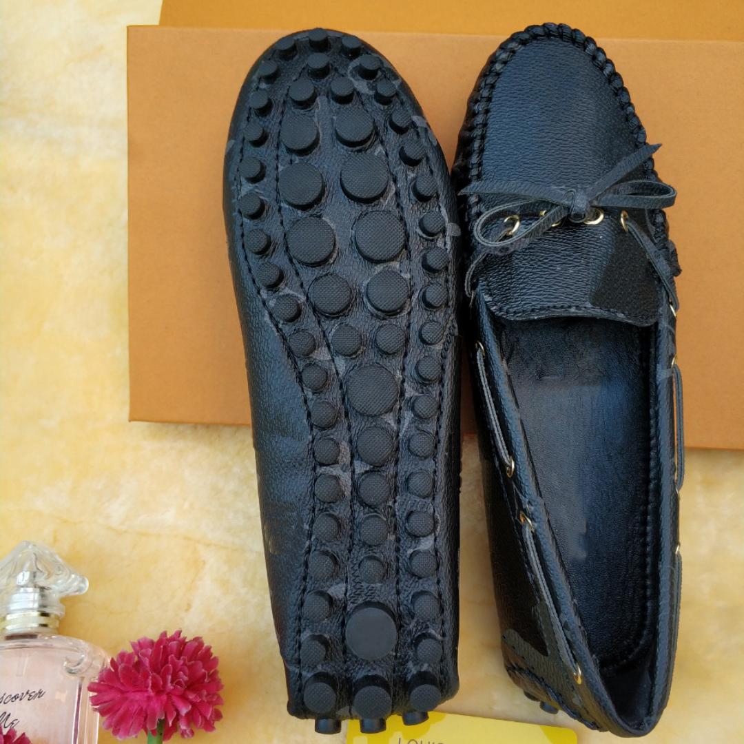 2021 Yeni Moda Mizaç, Fabrika Ayakkabıları Bir Ayaklı High-end Dana Tembel Insanlar, Moda Eğlence Stil, Deri Astar Boyutu