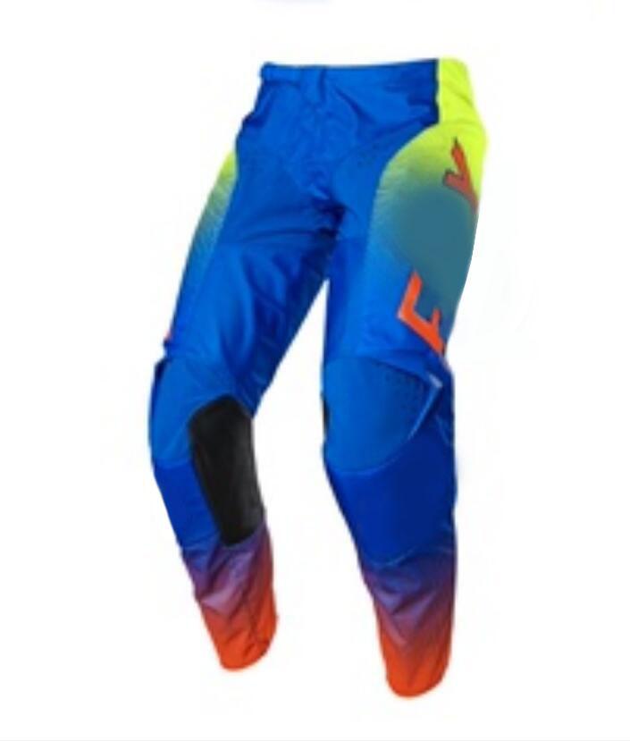 2021 Nuovi pantaloni da corsa per moto Outdoor Off-Road Drop Down Pantaloni