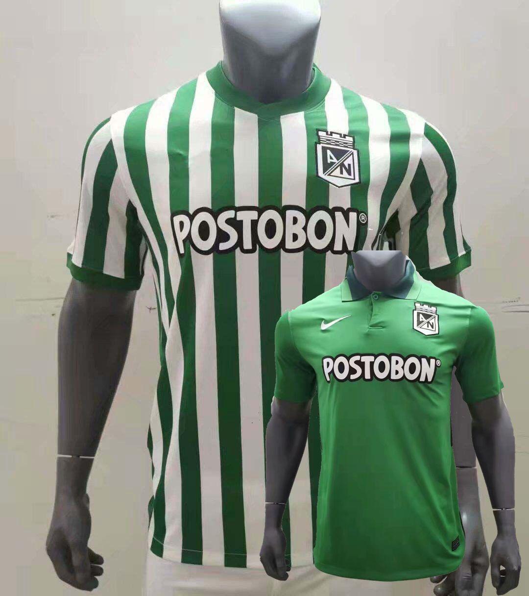 2021 2021 2022 Atlético Nacional Soccer Jerseys Home Away ...