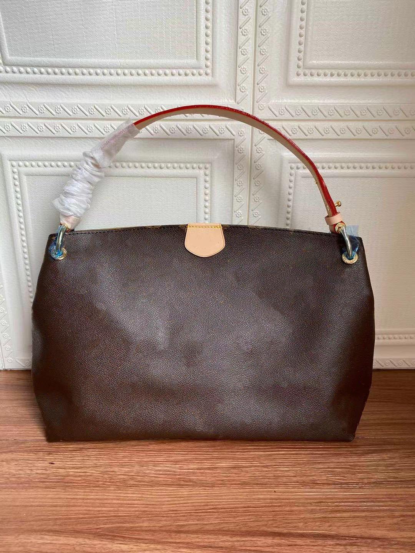 الكلاسيكية عالية الجودة الفاخرة مصمم حقيبة محفظة حقائب الكتف مصممي مخلب محفظة حمل حقائب حقيبة تسوق