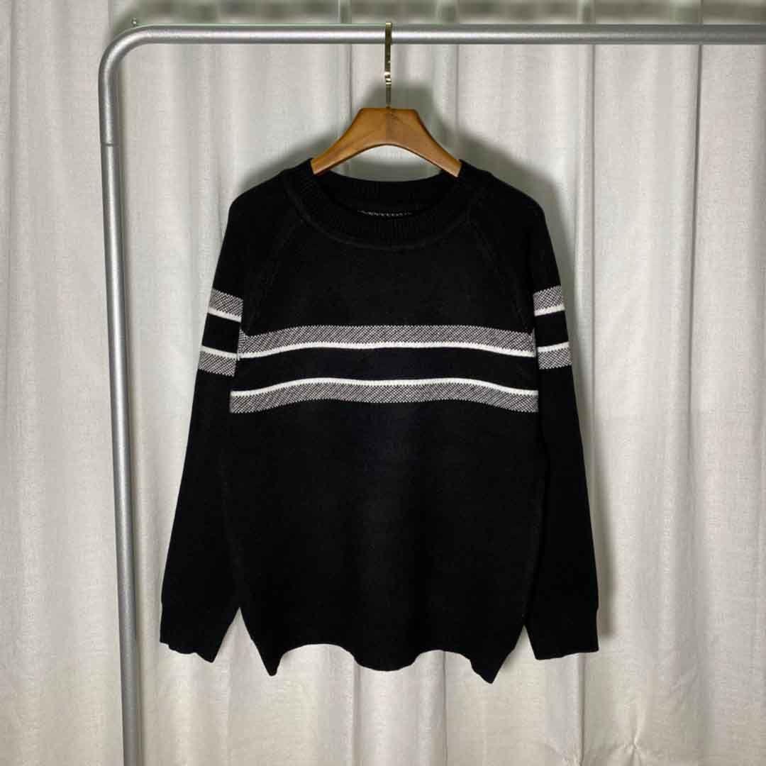 2021ss Spring and Summer Nouvelle Impression de coton à manches courtes à manches courtes T-shirt T-shirt Tableau: M-L-XL-XXL-XXXL Couleur: Blanc Blanc D22BC23