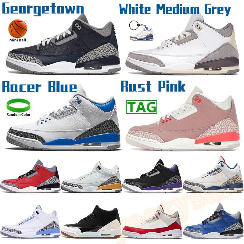 Racer Mavi Erkekler Basketbol Ayakkabıları Pas Pembe UNC Lazer Turuncu Varsity Kraliyet Çimento Beyaz Yangın Kırmızı Mocha Siyah Mahkemesi Mor Erkek Eğitmenler Spor Sneakers