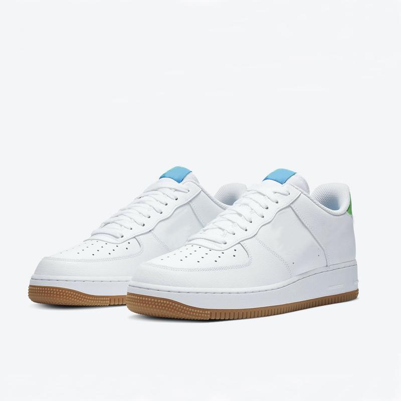 2021 novo DA4660-100 1 '07 para homens mulheres amante corte baixo skateboarding sapatos de ar skates tamanho EUR36-45