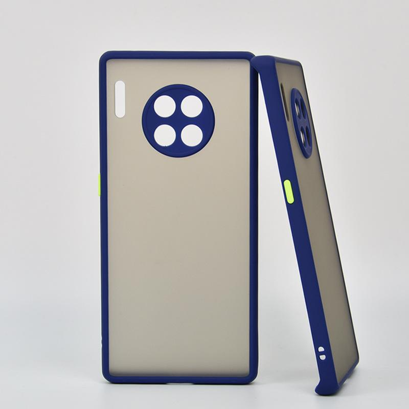 Skin Sentindo Proteção Eye Hybrid TPU + PC Capas de PC Capa para Huawei P50 Plus Honra X10 Max 9A 9x Y9s 100 pcs / lote